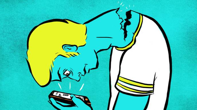 Smartphones: Are They Just a Pain in the Neck?