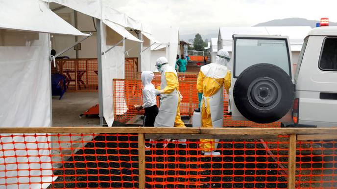 Ebola No Longer 'Incurable,' Scientists Say, After Discovery of 2 Drugs