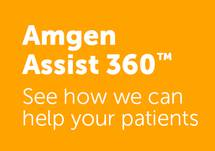 Amgen Assist 360™: See how we can help your patients