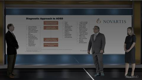 video Why Is Delayed Diagnosis an Ongoing Concern in AOSD? for Segment 12214