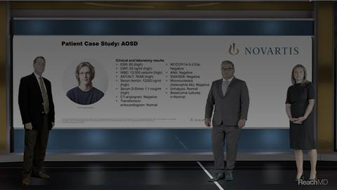 video Case Reviews – Features and Diagnosis of AOSD for Segment 12214