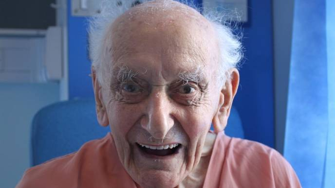 British WW2 vet aged 99 becomes world's oldest person to beat cancer