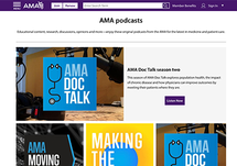 AMA Podcasts