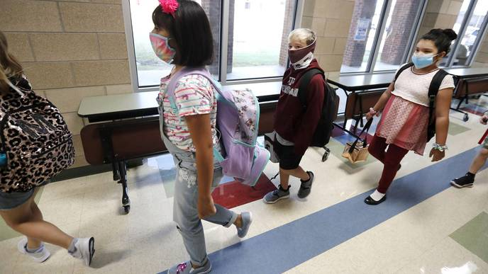 CDC Officials Say Schools Can Re-Open During Pandemic - But Precautions Are Crucial