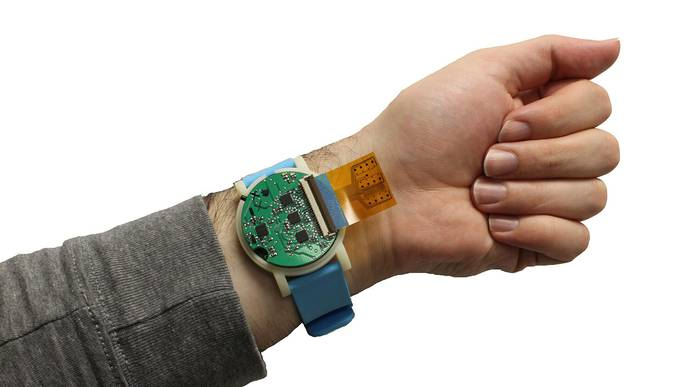 'Wristwatch' Monitors Body Chemistry to Improve Athletic Performance