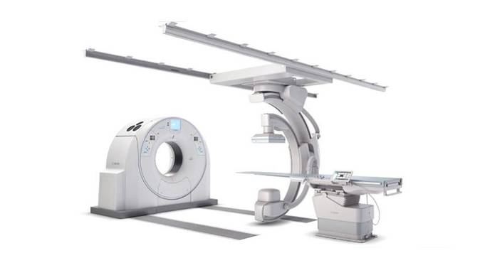 CBCT Imaging System Scans Body from Head to Toe