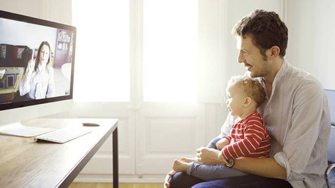 Toddler Brains Resist Learning from Screens, Even Video Chat