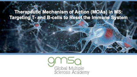 Therapeutic Mechanism of Action (MOAs) in MS: Targeting T- and B-cells to Reset the Immune System
