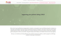 Supporting Your Patients Taking LIVALO