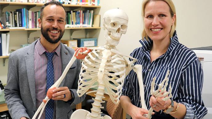 Researchers Investigating How Diabetes Impacts Bone Strength