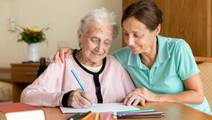Over-85s in 24-Hour Care 'Set to Double'