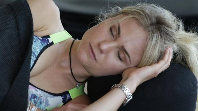 Fragmented Sleep Linked to Chronic Inflammation & Hardened Arteries