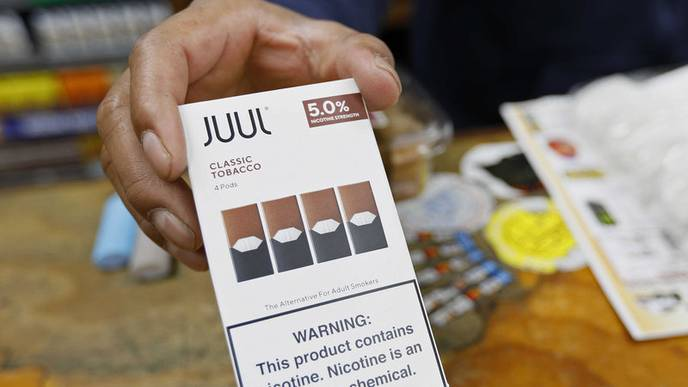 Juul Accepts Proposed Ban on Flavored Vaping Products as CEO Steps Down