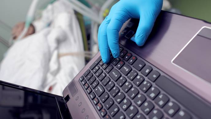 Electronic Health Records Instead of Patient Care: Waste of Time?