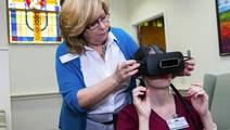 What's It Like To Have Alzheimer's? Virtual Reality May Help You Find Out
