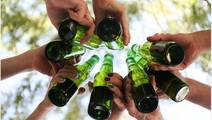 Drinking Alcohol Alters Adolescents' Metabolism, Grey Matter Volume