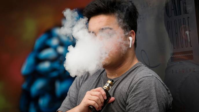 7th Person Has Died from Vaping-Related Lung Illness