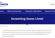 Go 2 Foundation | Screening Saves Lives