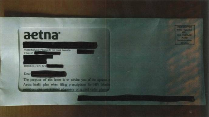 Aetna Offers 'Immediate Relief' Program for Those Affected by HIV Privacy Breach