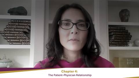 video The patient-provider dialogue helps ensure appropriate care, but are we always on the same page?  Watch to learn more. for Segment 11655