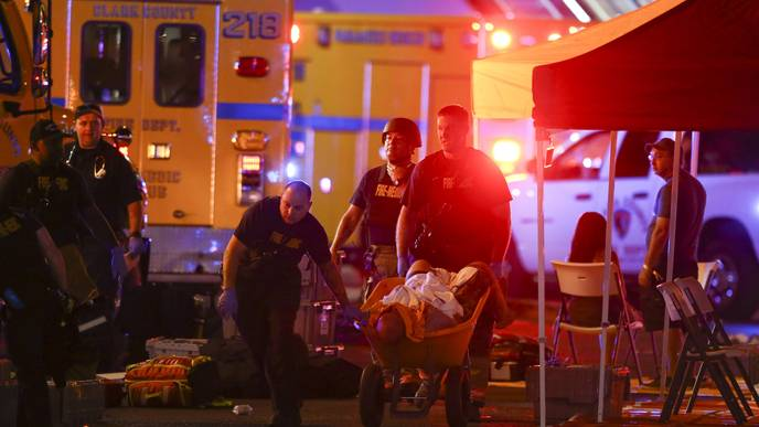 Vegas experience will transform emergency response