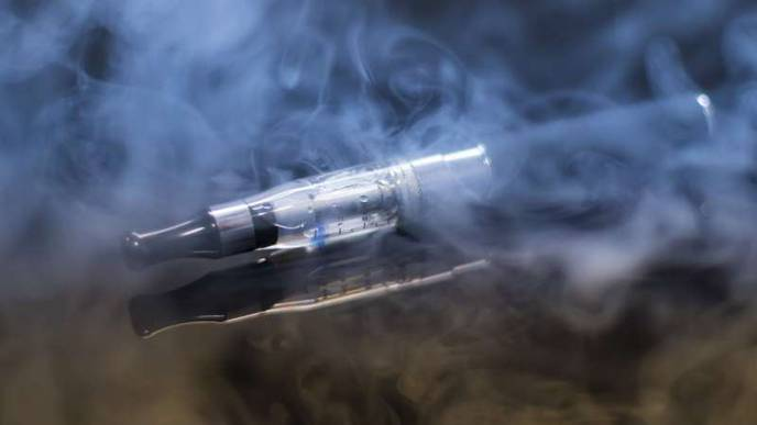 Study: Vaping Linked to Rare Lung Disease