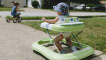 As Injuries Continue, Doctors Renew Call For Ban On Infant Walkers