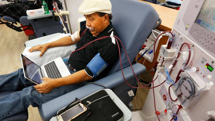 There's Been a Major Breakthrough for Those on the Brink of Kidney Dialysis