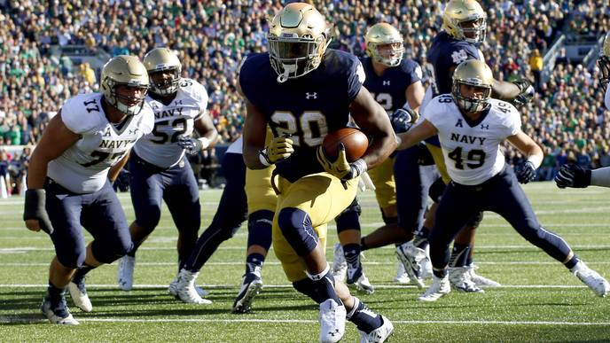 Former Football Player Sues Notre Dame for Concealing MRI