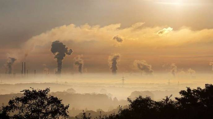 Exposure to Pollution in Pregnancy Linked to Reductions in Child's Lung Function