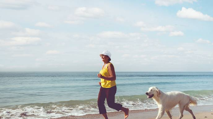 Aging with Pets Isn't Just a Sentimental Concern, But a Matter of Health