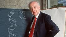 DNA pioneer James Watson: The cancer moonshot is 'crap'