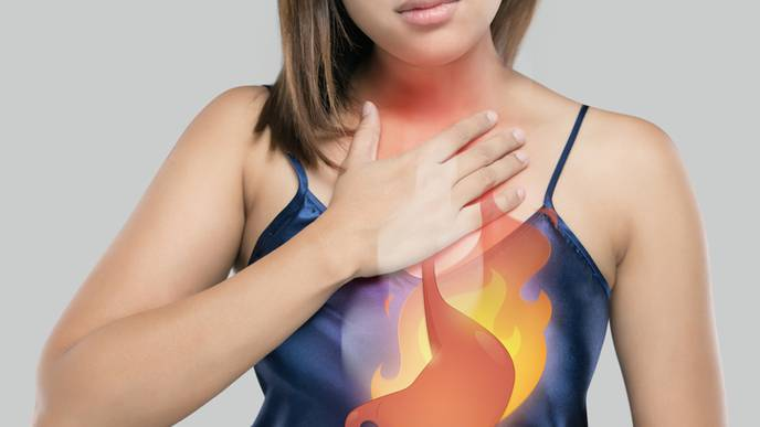 Acid Reflux Affects Nearly a Third of U.S. Adults Weekly