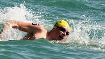 Pain Stopped by Cold Open Water Plunge
