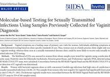 Molecular-based Testing for Sexually Transmitted Infections Using Samples Previously Collected for Vaginitis Diagnosis
