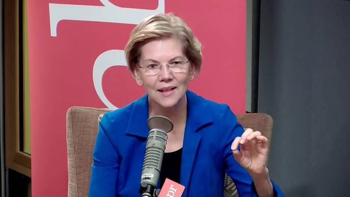 Elizabeth Warren: 2M Lost Jobs 'Part of the Cost' of 'Medicare for All'