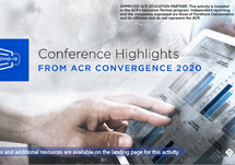 Conference Highlights From ACR Convergence 2020