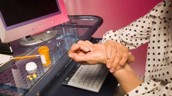 Impact of Rheumatoid Arthritis in the Workplace
