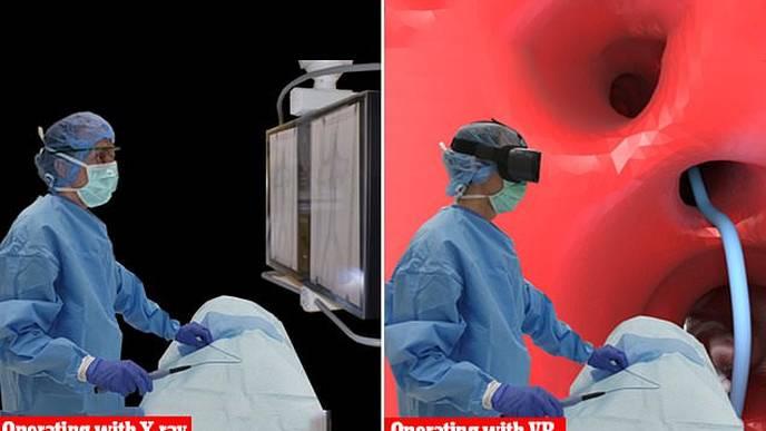 New VR Technology Lets Doctors Travel through Patients' Blood Vessels
