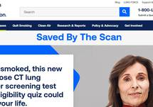 American Lung Association | Saved By The Scan