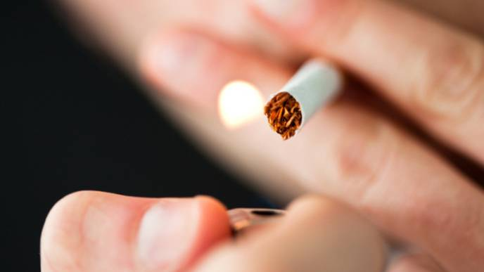 Widespread Pain in Early Rheumatoid Arthritis & Smoking Status