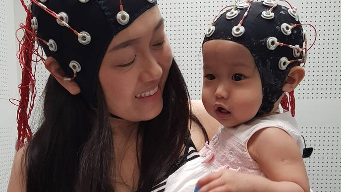 Mothers' & Babies' Brains 'More in Tune' When Mother Is Happy