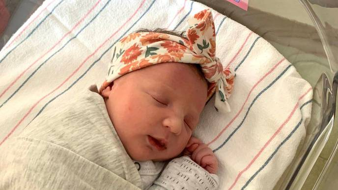 Baby Girl Born From Record-Setting 27-Year-Old Embryo