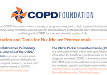 COPDF HCP Program Descriptions