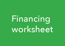 Financing Worksheet