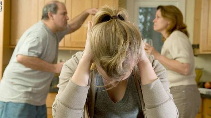 Having a Poor Relationship With Your Family Could Make You Sick