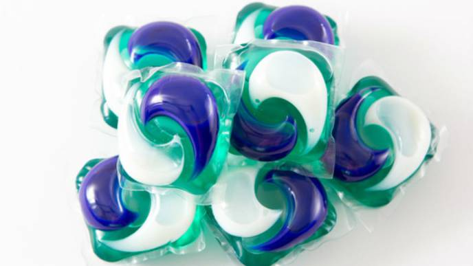 Eye Injuries from Laundry Pods Rising in US