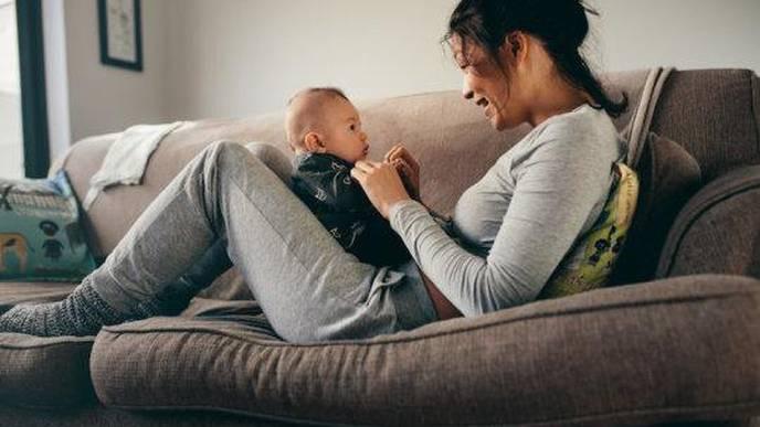 'Parentese' Helps Parents & Babies Make 'Conversation'