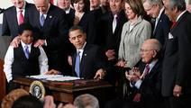 President Obama calls for adding public option to ObamaCare