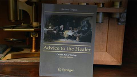 Advice to the Healer: On the Art of Caring
